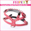 2014 best selling pet products large dog harness spiked