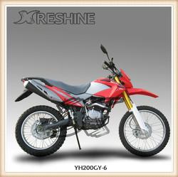 2014 best selling cheap dirt bike pioneer new motorcycle 250cc