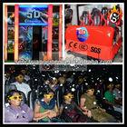 5d cinema theatre motion platform