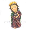 Jesús, los santos niños resina artículos religiosos católicos. Zj-03420