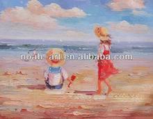 Beautiful kids canvas painting from Noah Art