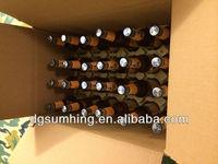 24 bottles beer box