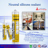 china manufacturer rtv neutural silicone sealant for stainless steel