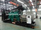 2015 New produce 1100kw Diesel generator powered with Cummins engine with leroy somer alternator