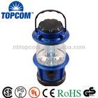 3*AA battery 12 pcs led emergency camping lantern