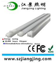 chinese new Epistar 2835 chips CE/RoHS 5ft led tube 3 years warranty