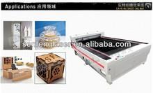 arts and crafts laser cutting machine belt press SF1325G