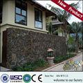 Revestimento de pedra/pedraartificial linha de produção chão/imitação de pedra piso hs- wt112
