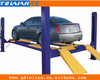hydraulic pump 4 post car lift used for family/park lift