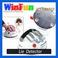 recreativas lie detector máquina de jogo de mentira testing machine