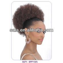 Wholesale Human Hair Ponytail Wrap Around Human Hair Ponytail Cheap Afro Hair Ponytail