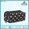 Latest style polyester hanging toiletry travel bag organizer
