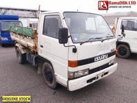 Stock#35586 ISUZU ELF 2 TON DUMP USED TRUCK FOR SALE [RHD][JAPAN]