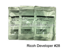 Copier developer type 28 for Ricoh