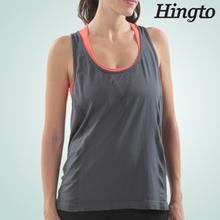 wholesale cotton rib custom logos stringer baby girl tank top