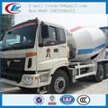 Buenos precios de Foton camión 9-14CBM mezcla capacidad de cemento montado en un camión hormigonera