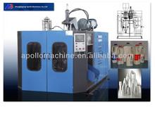 High speed HDPE milk&dairy bottles blow molding machine
