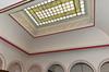 Decorative Art Glass Dome Ceiling Skylight