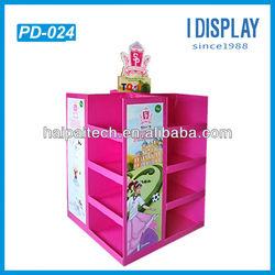 Wal-Mart 2 Way 1/4 Carton Pallet Display Box for toys