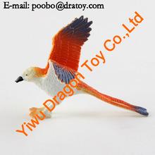 2015 new design plastic bird figure