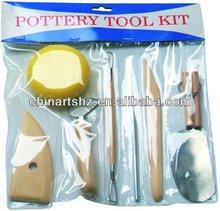 accesorio de la pintura herramienta de cerámica