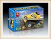 Intelligence toy car plastic building blocks toys for kids