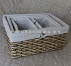 examples of handicrafts kitchen basket