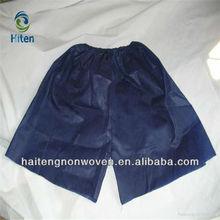 Hot customized black sexy women's disposable underwear,Nonwoven disposable underwear lady/brief/panty/bra