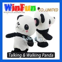 Pretty Electronic Panda Walking And Talking Panda Plush Toy