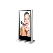 "72"" information display stand, wifi advertising display, hotel display board"