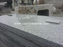 nova g603 grey passo escada de granito