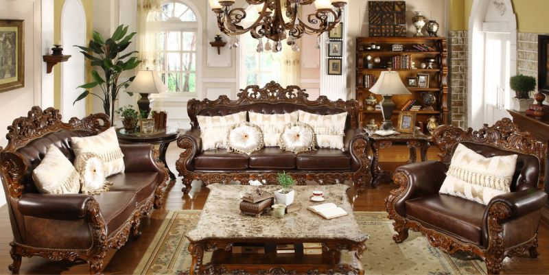 Italian Leather Sofa With Wood Trim View Italian Leather Sofa With Wood Trim Goodwin Product