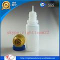 Nuevo diseño de botellas ISO8317 certificación nombres de gotas para los ojos MOQ 1 cartón