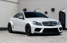Wide body kit Mercedes W204 Black Series AMG coupe
