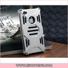 Stylish Aluminum Case for iphone 4 4S Silver