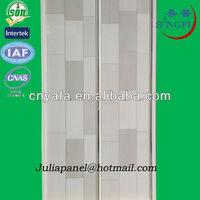 Pvc t&g Plastic Ceiling Panels