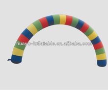 inflatable party arch colorful sweet candy style love for kids funny clown