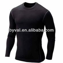 Mens Sports Long Sleeve Moisture Wicking T Shirts Wholesale