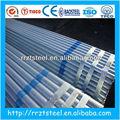 Tianjin galvanizado de tubos de acero 4 pulgadas/galvanizado peso de la tubería