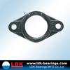 LDK 2 bolt flange cast steel bearing housings bearing ucflu208