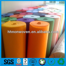 First choice good quality and ecofriendly 100% pp non woven fabrics roll made by Huahao company