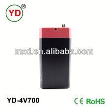 4v0.7ah battery - popular in pakistan