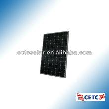 good price mono 185W PV module