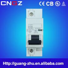 hot sale 1P daftar harga mcb miniature circuit breaker acb 6kA 10kA