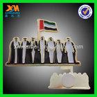 UAE iron magnet badge