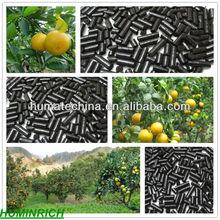 Huminrich Shenyang Humate 60HA+15FA+8K2O Humic Acid Based Micronutrient Fertilizer