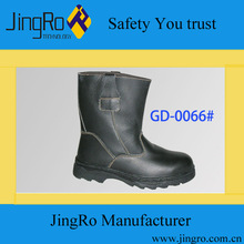 Oil Water Resistant S1P Working Industrial Safety Boots/ Leather Safety Shoes /half cut safety shoes
