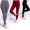 Levante hip seamless malha da caxemira das mulheres calças