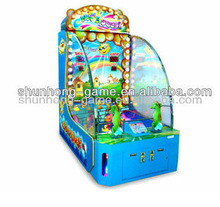 ticket game Chase Duck, coin operated game machines