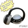 Computador personalizado com a marca amplificador de fone de ouvido, sport fone de ouvido musical